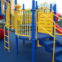 Our New Playground!