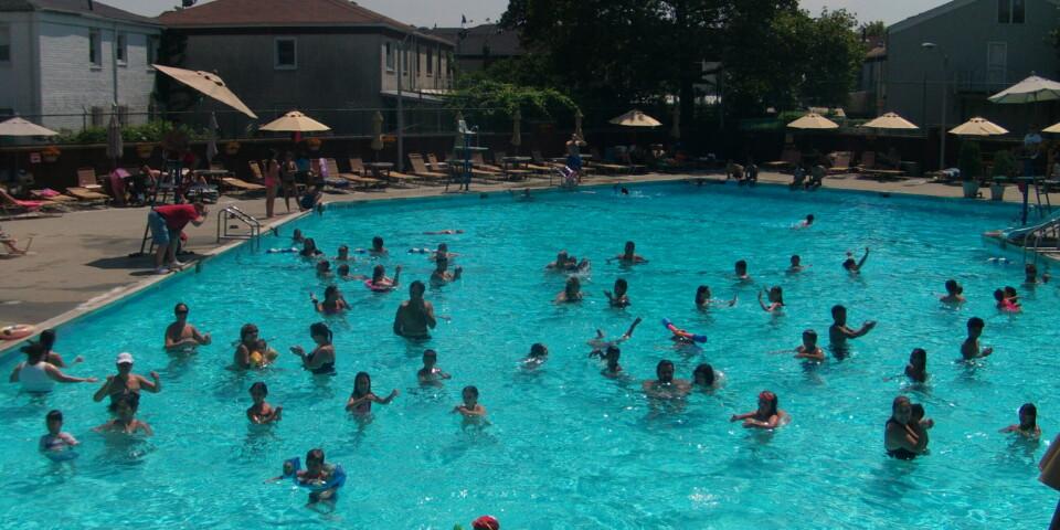 Enormous Pool